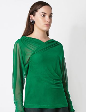 green top joanne hynes dunnes stores