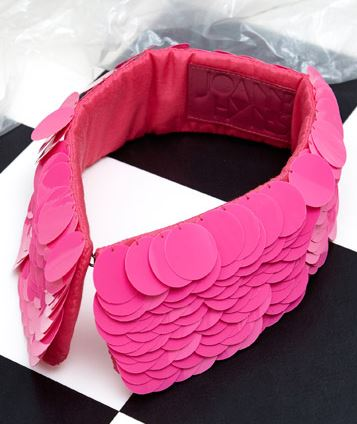 joanne hynes pink collar dunnes stores