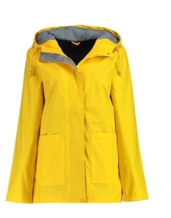 yello raincoats boohoo