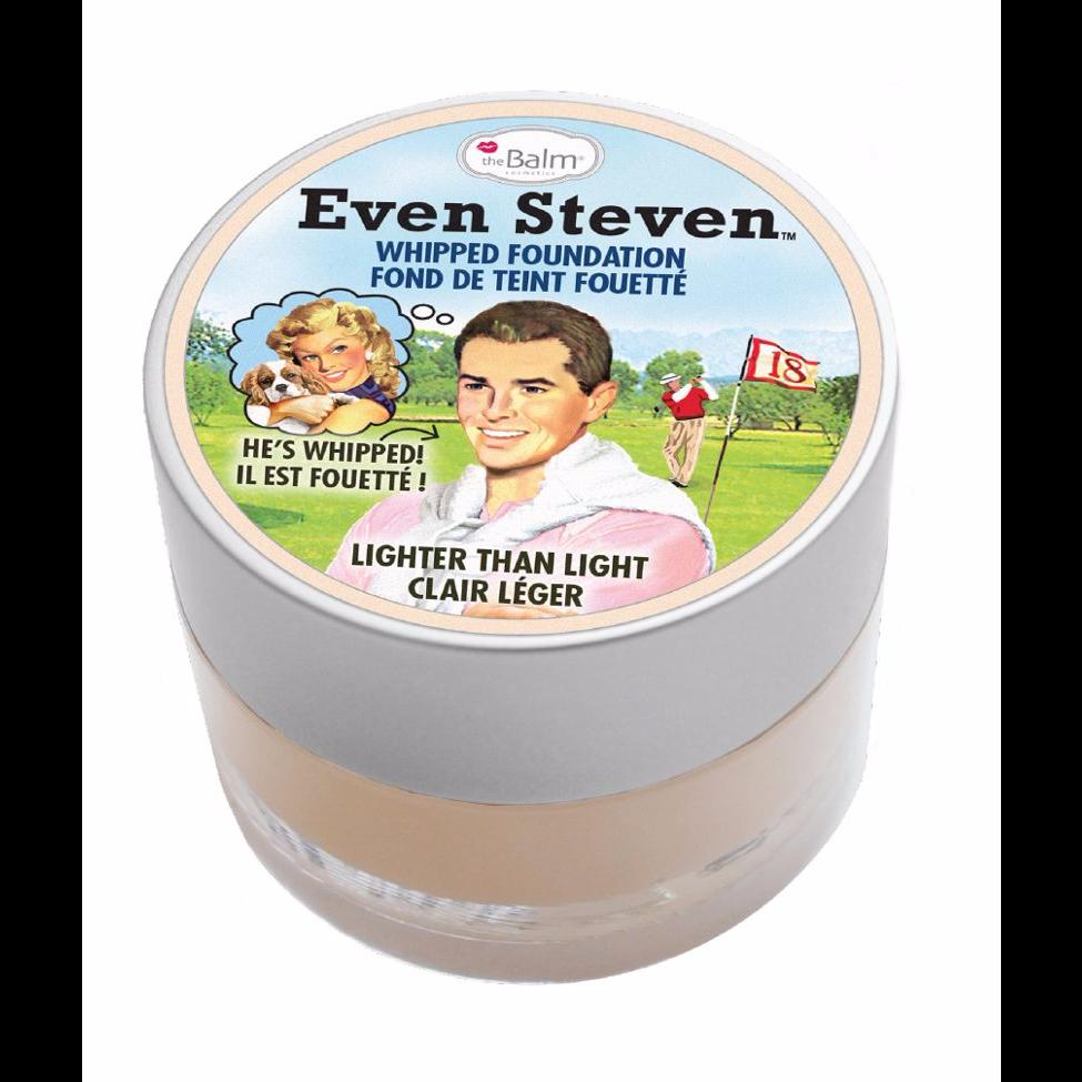 Even Steven whipped foundation