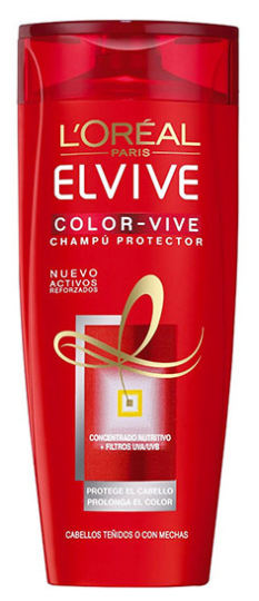 L'oreal Elvive for coloured hair
