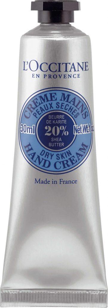 loccitane non greasy hand cream