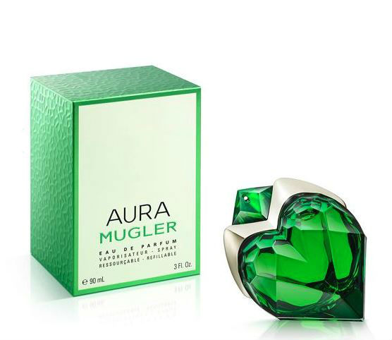 mugler aura fragrance