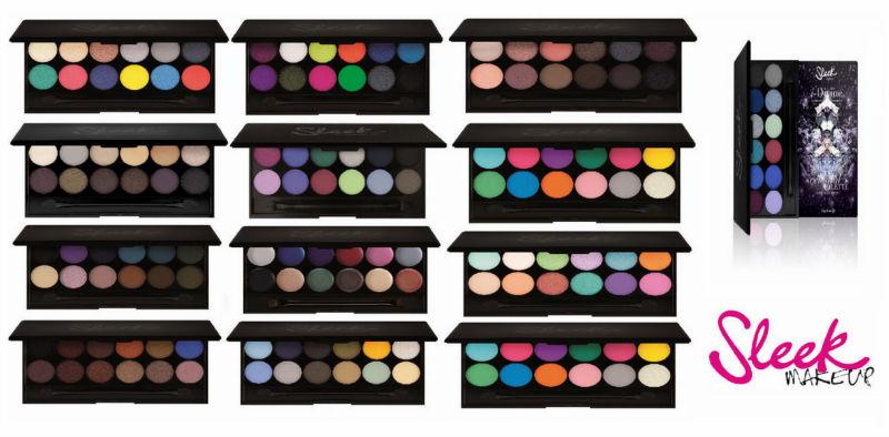 Sleek-palettes