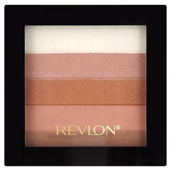 Bobbi Brown Dupe Revlon-Highlighting-Palette