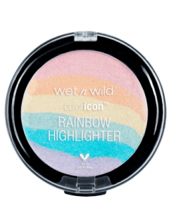 wet n wild unicorn themed beauty products