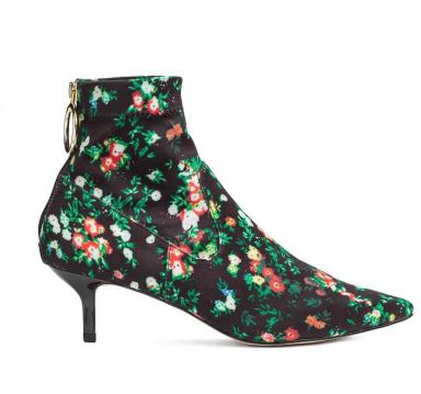hm ankle boots