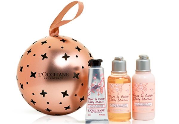 Beauty Baubles L'Occitane