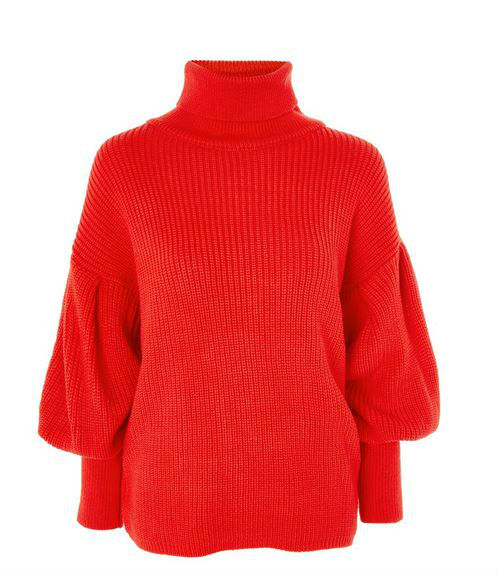 topshop polo necks