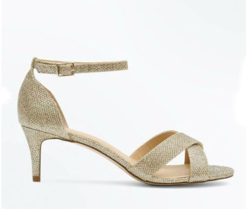 new look party shoes