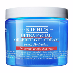 Kiehls oil free ultra hydrating gel cream