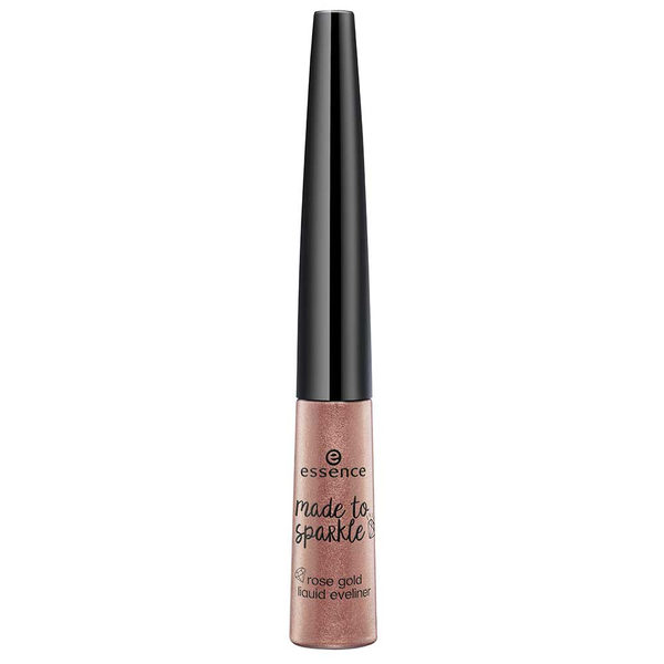 Rose Gold Eyeliner Essence