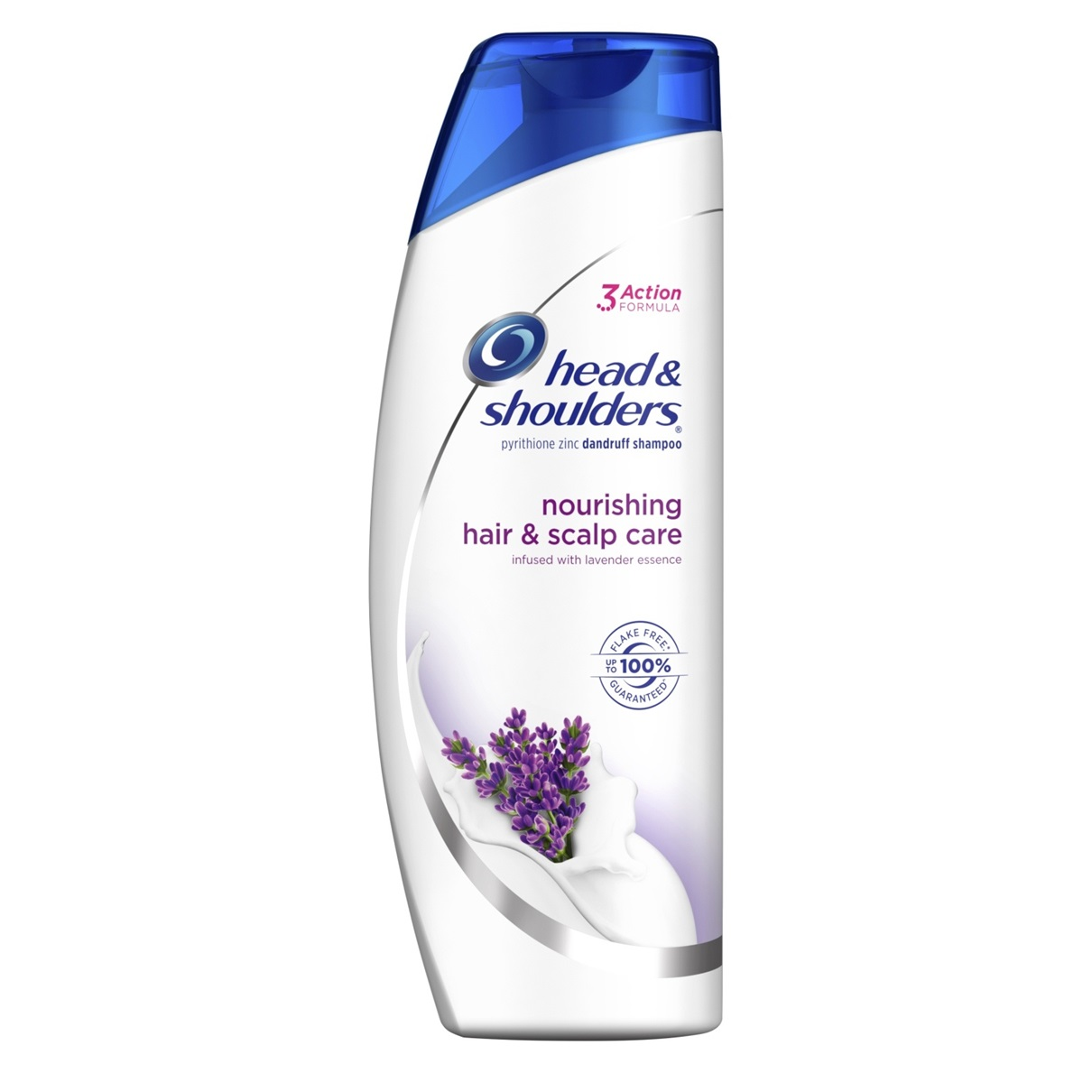 head & Shoulders nourishing care shampoo