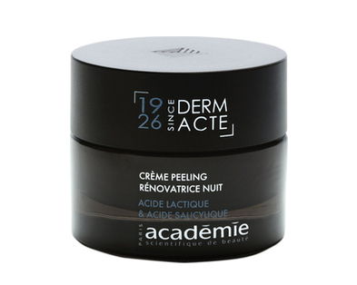 Derme Acte Restorative Exfoliating night cream