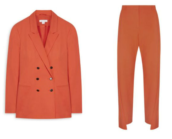 orange suit penneys