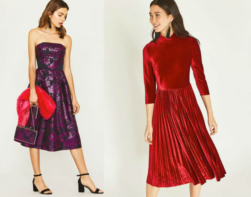 oasis christmas party dresses