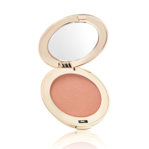 jane iredale copper wind blush for red cheeks