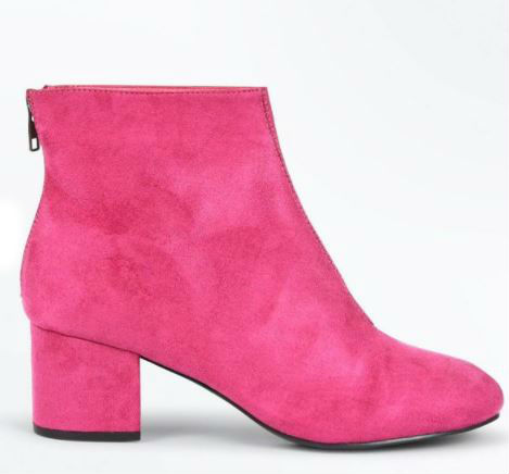 new look day to night ankle boots