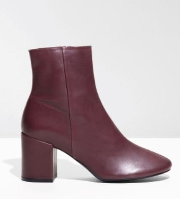 other stories day to night ankle boots