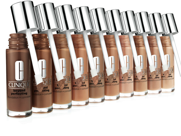 makeup tips Foundation Clinique