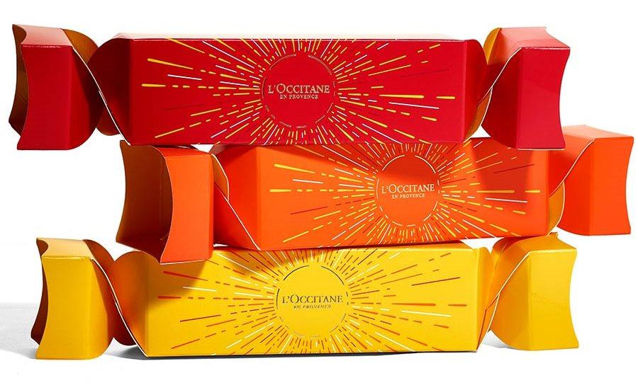 LOccitane Festive Crackers EUR29