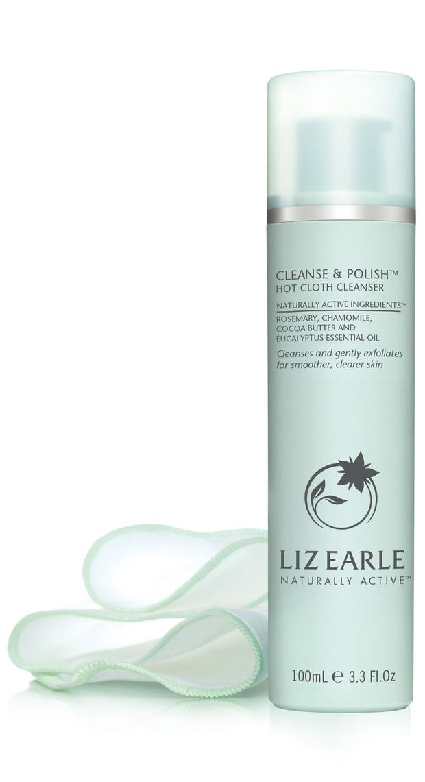 Liz Earle Dupe lacura-hot-cloth-cleanser
