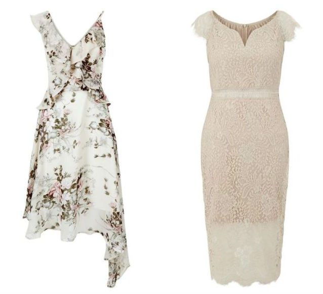 Spring Dresses for Weddings