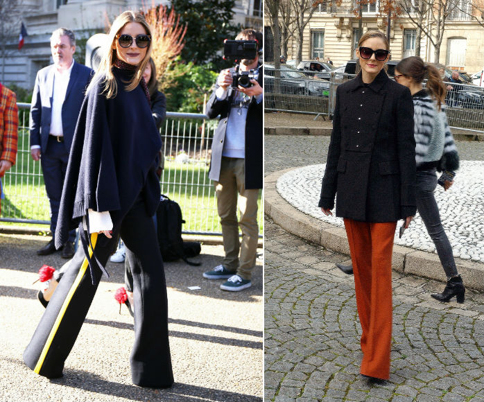 olivia palermo january work wardrobe 2