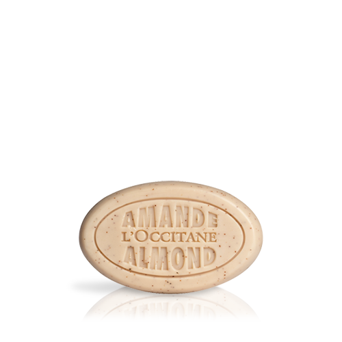 L'occitane almond delicious soap exfoliating method