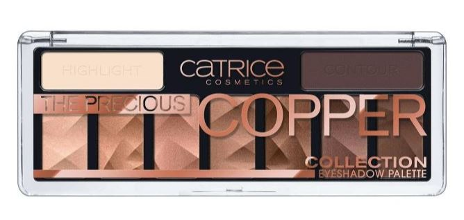 catrice bronze eyeshadows