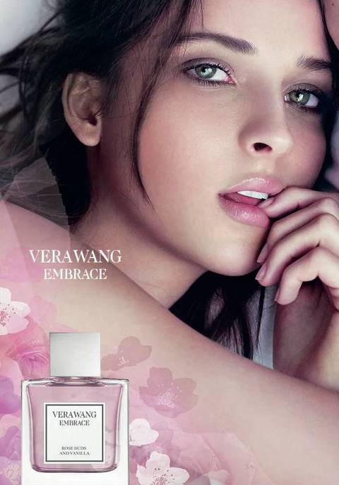 floral fragrances vera wang
