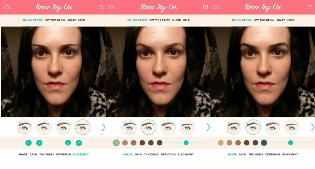 Tested Benefit Now Has A Virtual Eyebrow Tool To Help You Find The