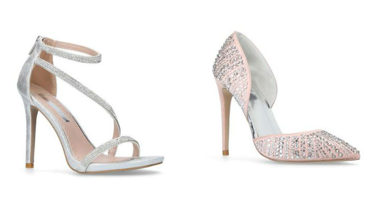arnotts bridal shoes