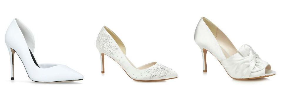 debenhams bridal shoes