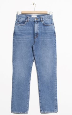 stories straight jeans