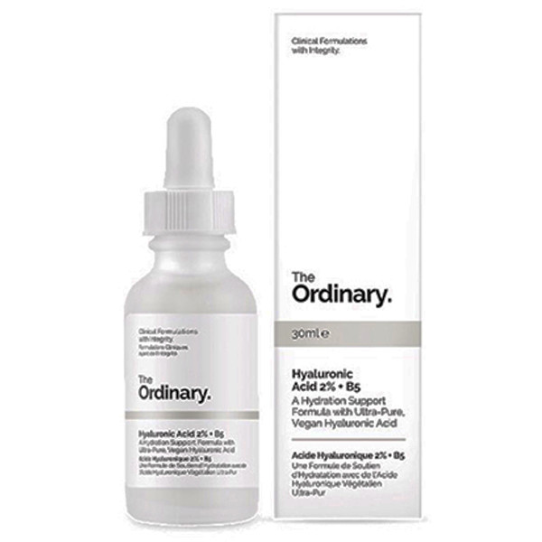skin care ordinary hyaluronic