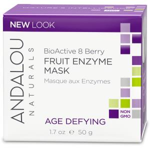 andalou naturals fruit enzyme mask