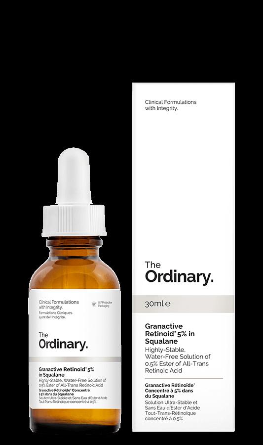 the ordinary granactive retinoid