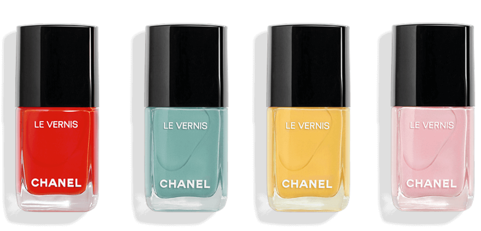 Nail polishes Chanel ss18