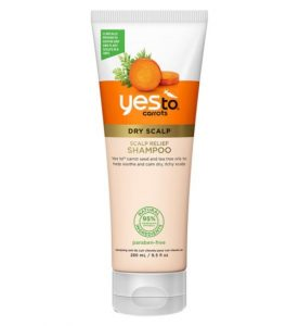 yes to carrots conditioning shampoos