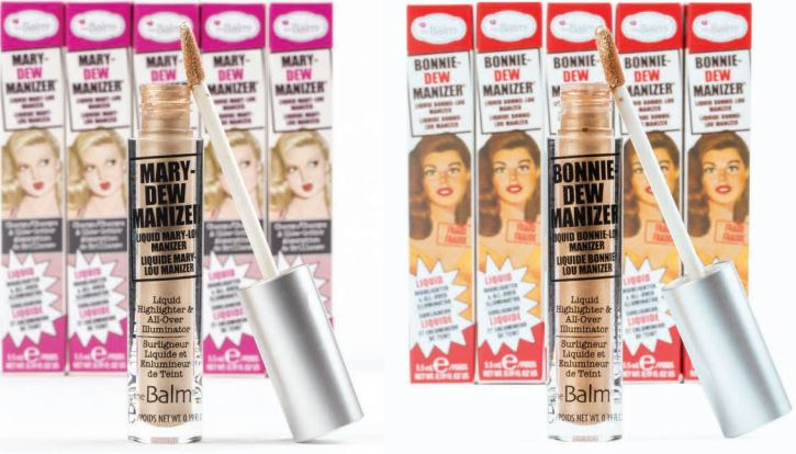 Dew manizer the balm liquid highlighter