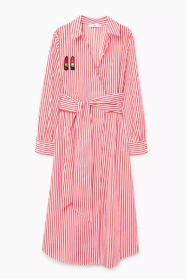 mango shirt dresses