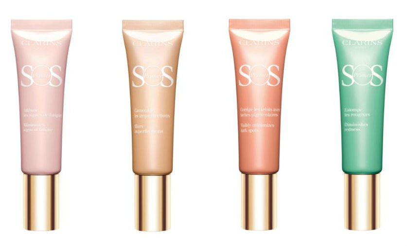 clarins sos primers payday