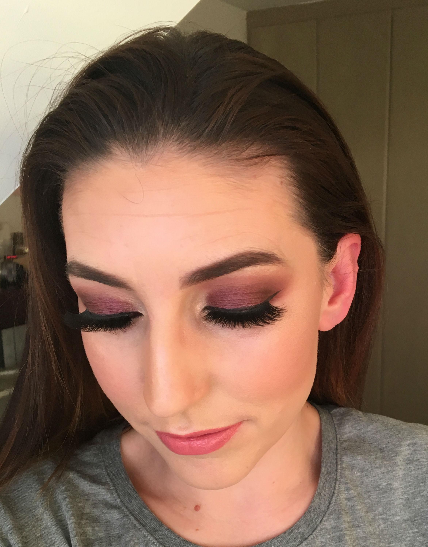 valentine's makeup look image