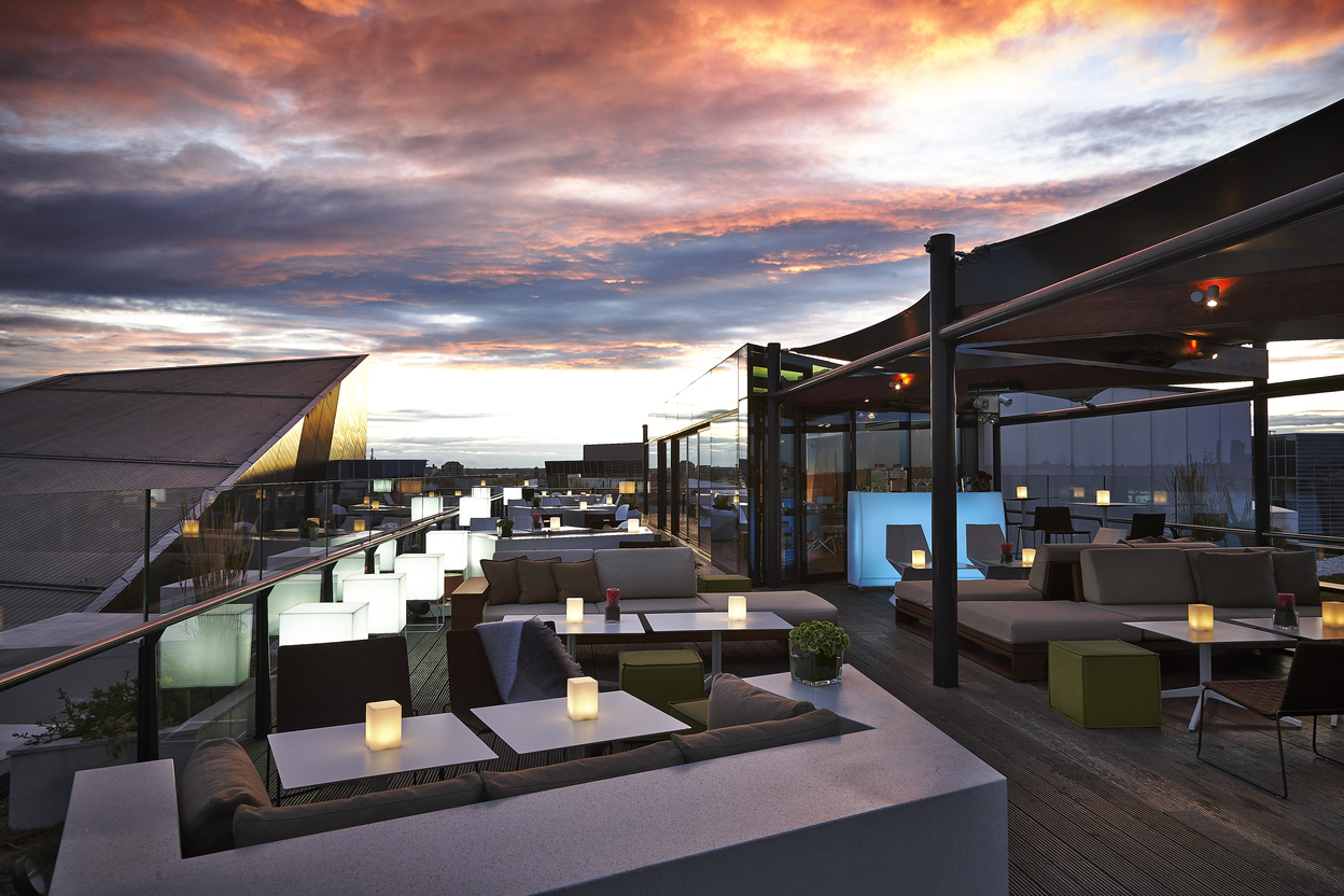 Rooftop - Evening2