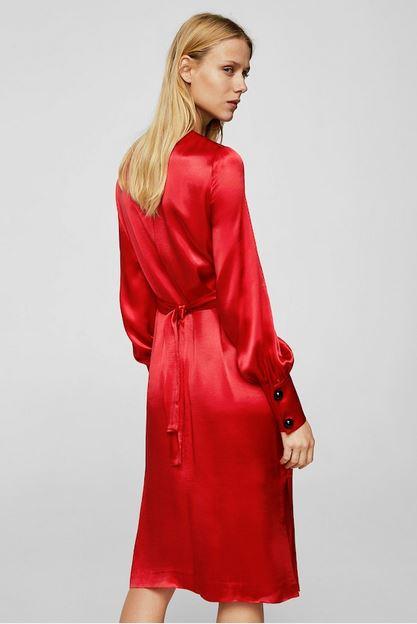 mango valentine's dress
