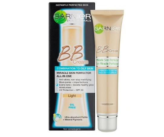 tinted moisturiser Garnier BB Cream