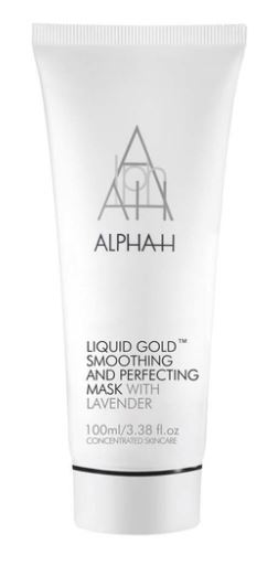 alpha H smoothing and perfecting mask