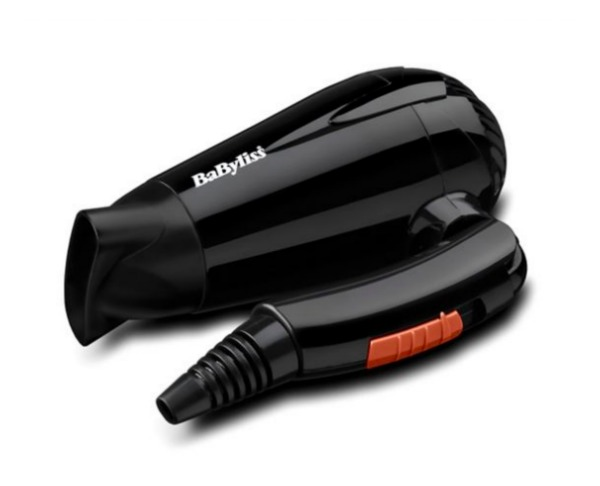 babyliss travel friendly hair dryer