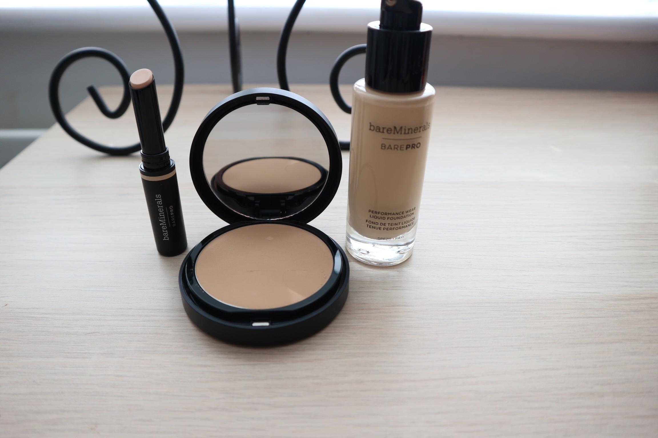 performance wear foundation